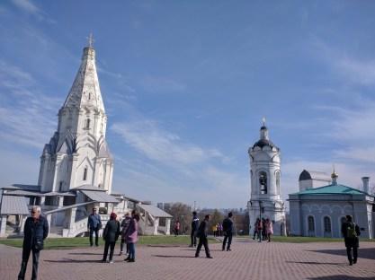 Moscou parque Kolomenskoye igreja da ascenção patrimonio unesco4