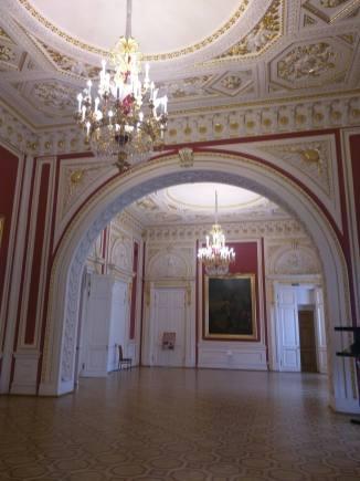 Petersburgo museu russo palacio de marmore interiores 2