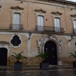 Puglia Lecce fachada