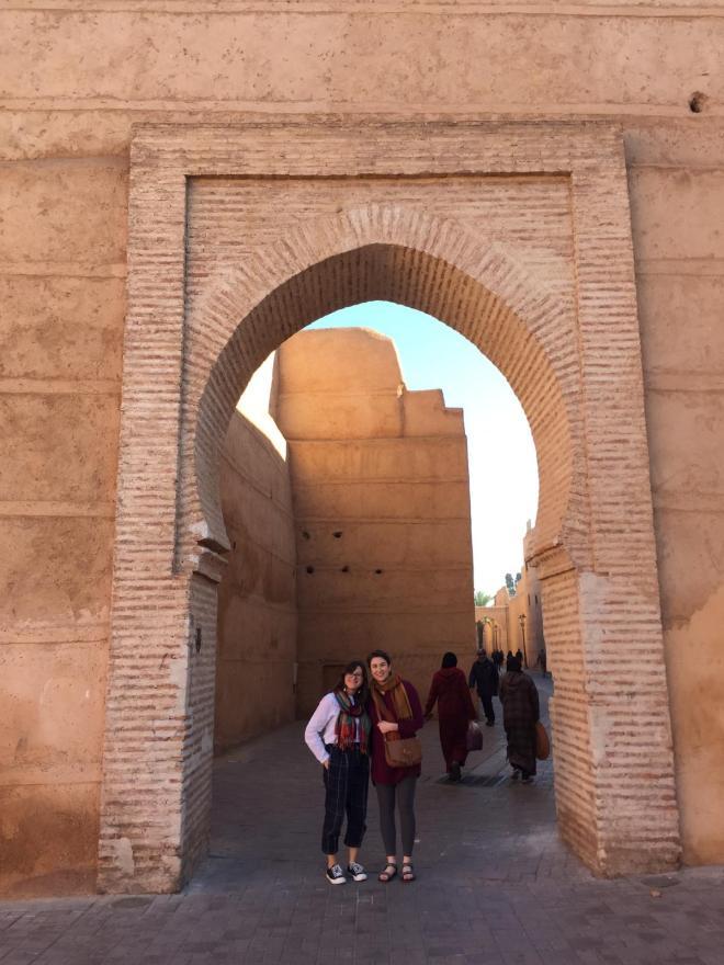 como é ser uma mulher viajando sozinha no marrocos 3