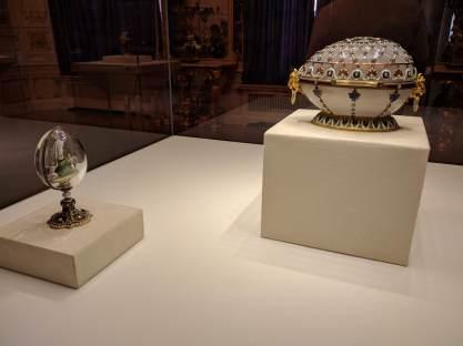 Museu Faberge Petersburgo ovo do renascimento