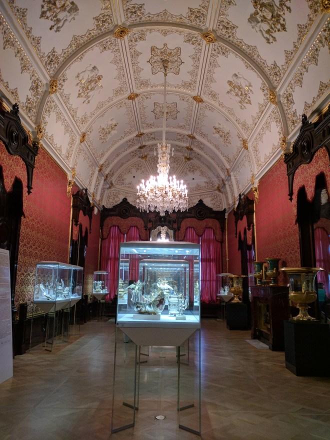 Museu Faberge Petersburgo palacio shuvalovski 1