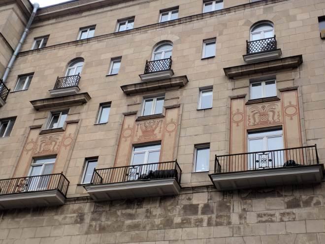 Petersburgo bairro sovietico moskovski