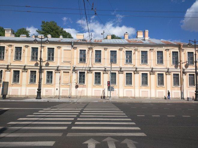 Petersburgo Hermitage Palacio Menshikov