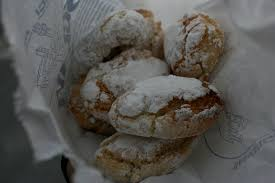 ricciarelli doces tipicos toscana siena amendoas