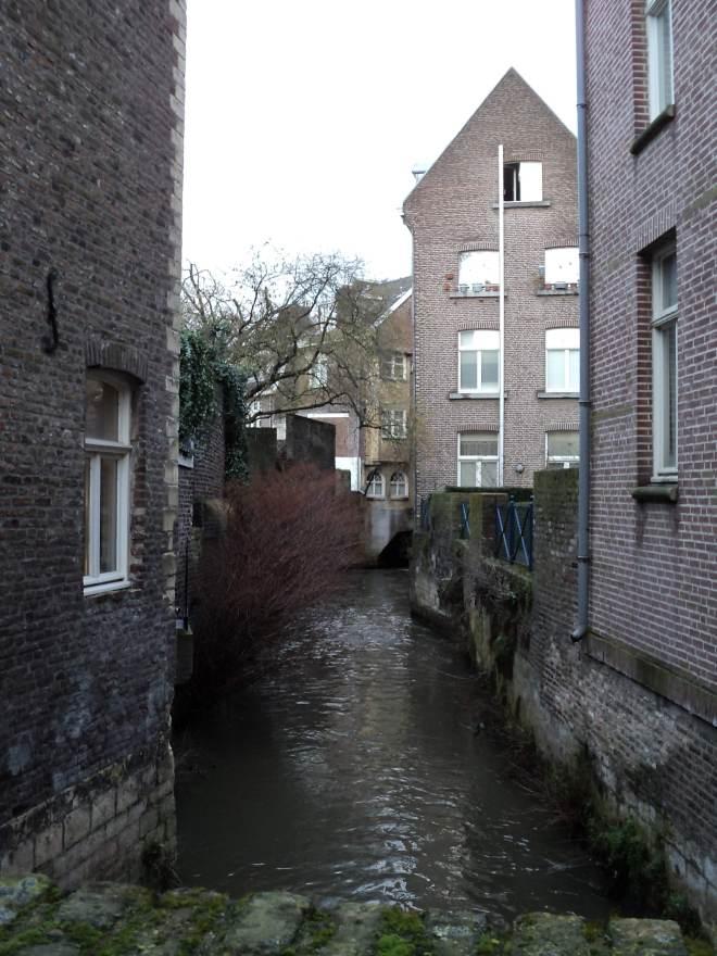 Maastricht canais