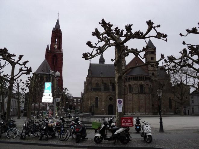 Maastricht parte principal Vrijthof 2