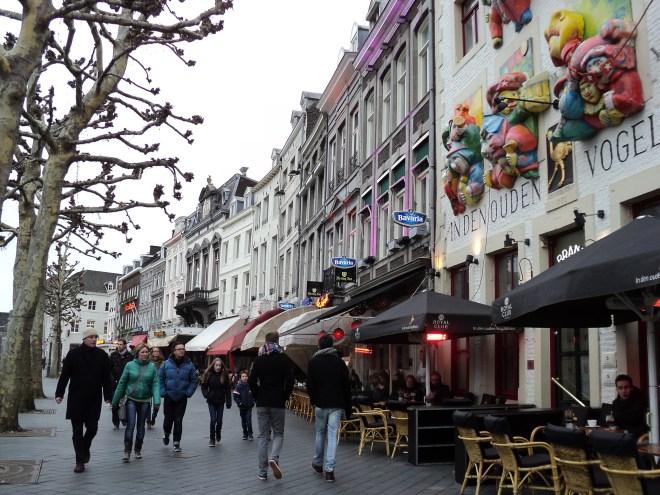 Maastricht ruas
