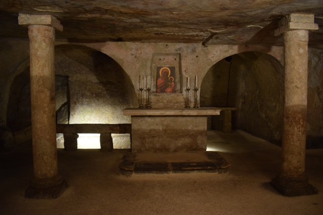 Monopoli puglia sul italia igrejas ruprestres rocha 2