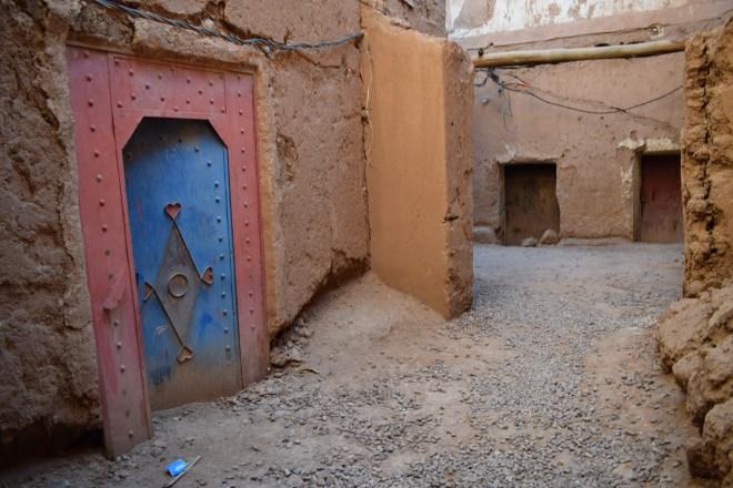 Ouarzazate Kasbah bairro 5