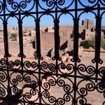 Ouarzazate Kasbah Taourirt vista