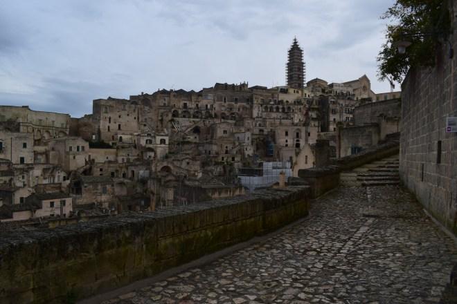 Matera sul itália vista 2