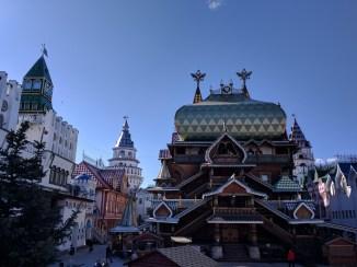 Ismailovsky mercado kitsch moscou 1