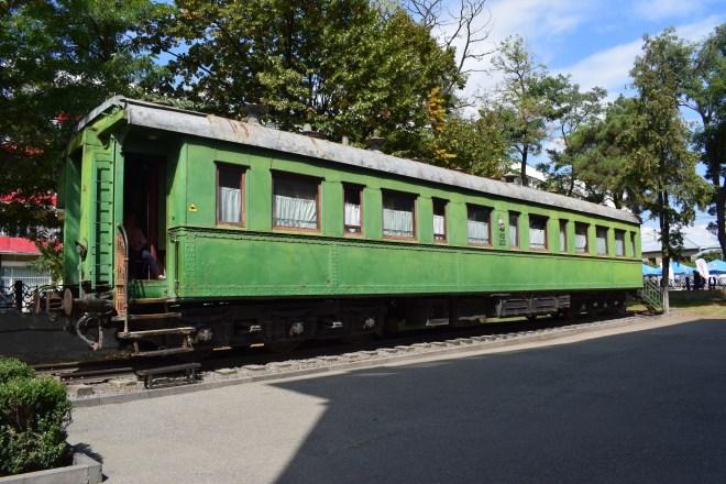 Georgia Gori museu stalin trem