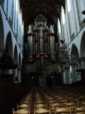 Holanda Haarlem órgão famoso mozart
