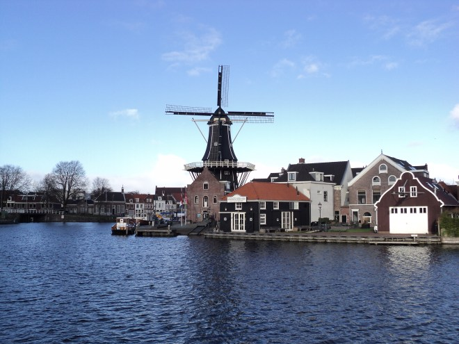Holanda Haarlem De Adriaan