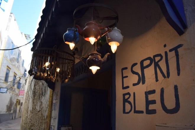 Marrocos Essaouira loja