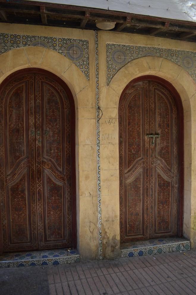 Marrocos Essaouira porta 3