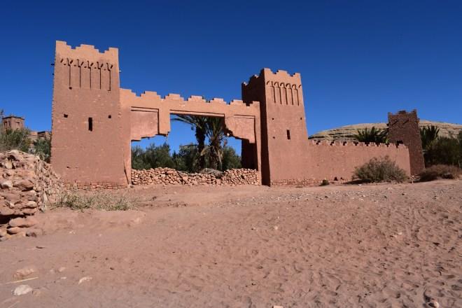 Ait Ben Haddou sul marrocos portal