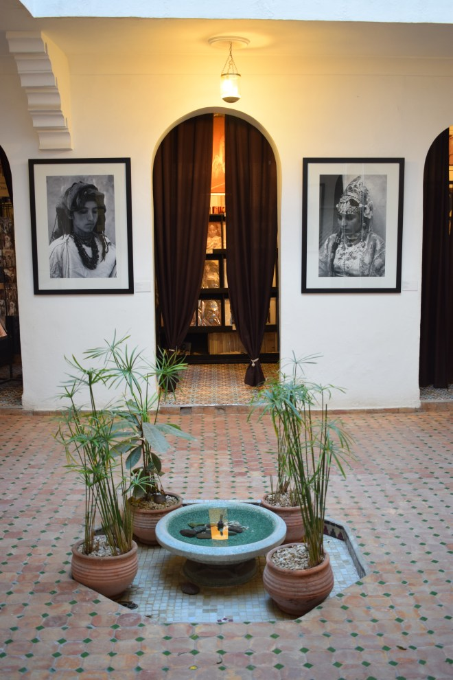 Marrakech medina museu da fotografia