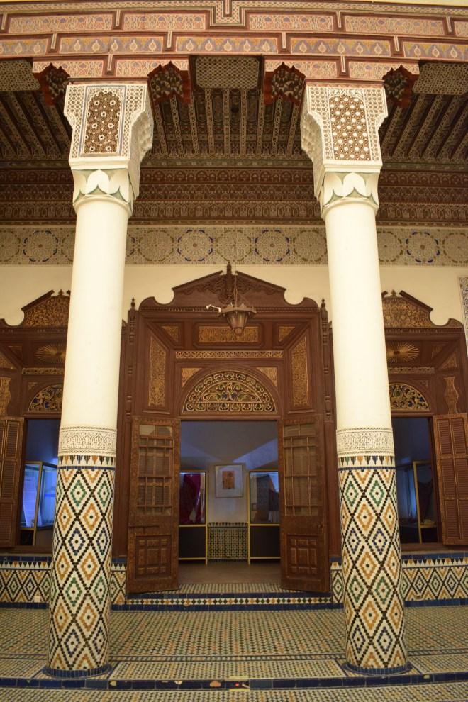 Marrakech medina museu de marrakech 1