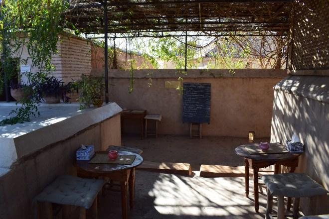 Marrakech medina museu mouassine 1