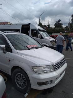 Transporte caucaso marshrutka