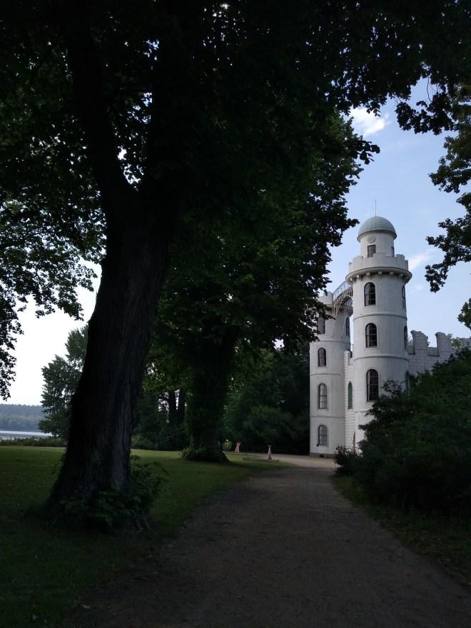Berlim day trip ilha dos pavões castelo