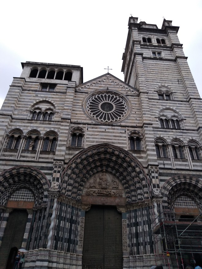 Genova catedral san lorenzo 1