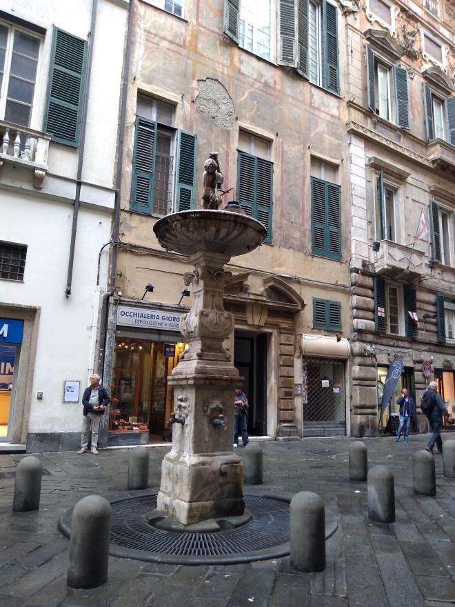 Genova fonte