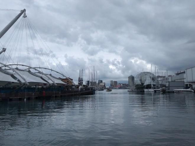 Genova porto antico 2