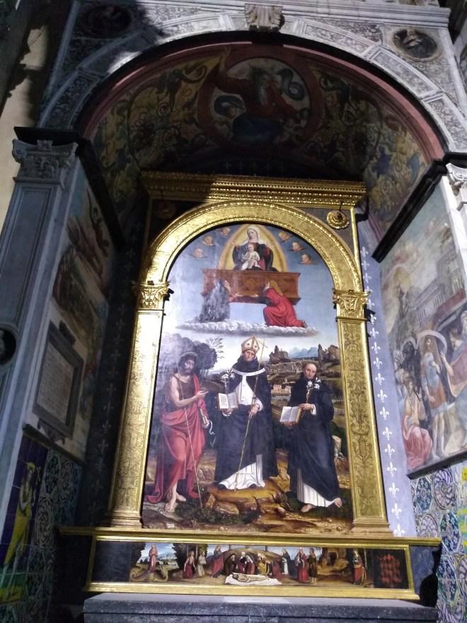 Genova santa maria castello 2