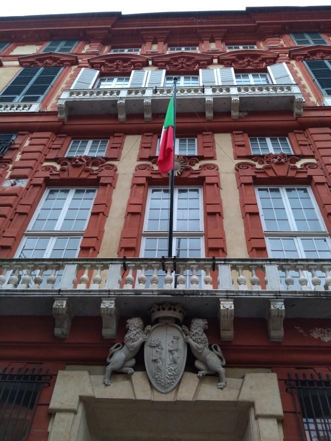 Genova strade nuove via garibaldi 11