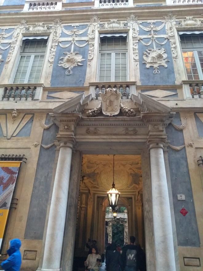 Genova strade nuove via garibaldi 7