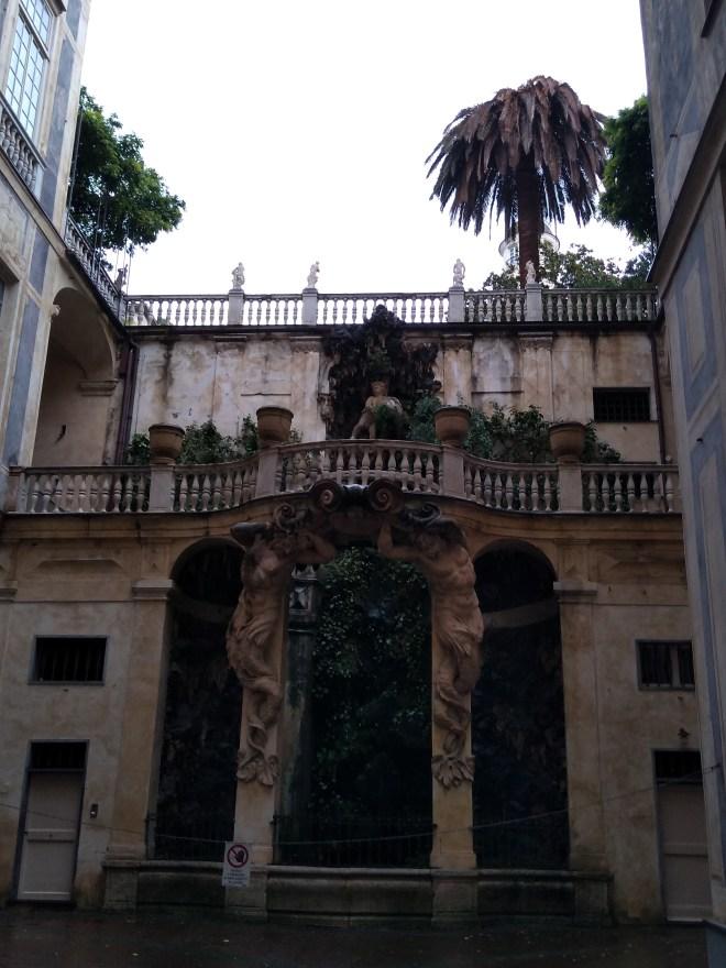 Genova strade nuove via garibaldi 8