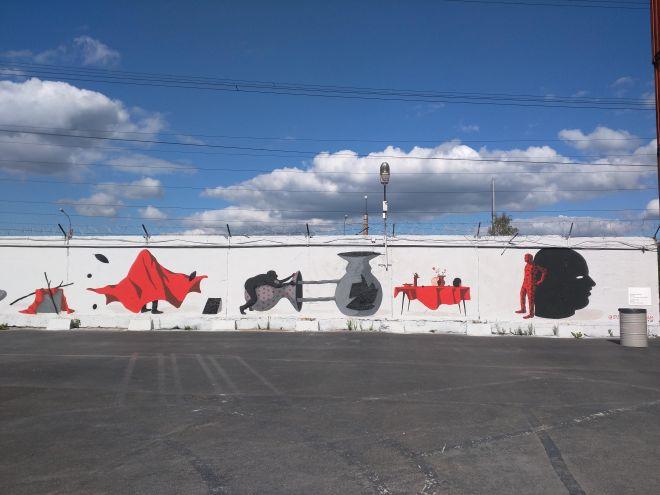 Petersburgo russia moderna museu arte de rua 11