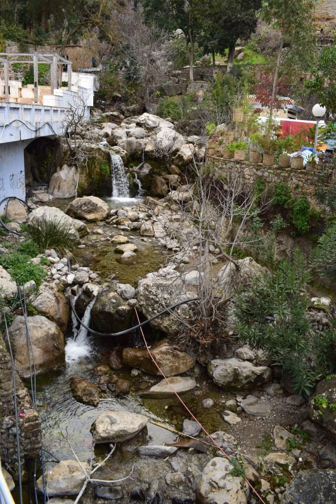 Marrocos Chefhaouen cidade azul cascata Ras el maa