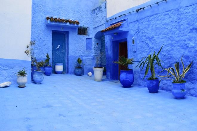 Marrocos Chefhaouen cidade azul ruas 2