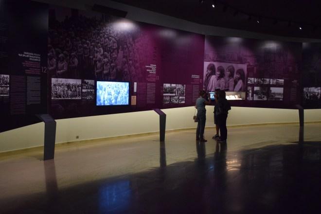 Armênia yerevan memorial genocídio museu