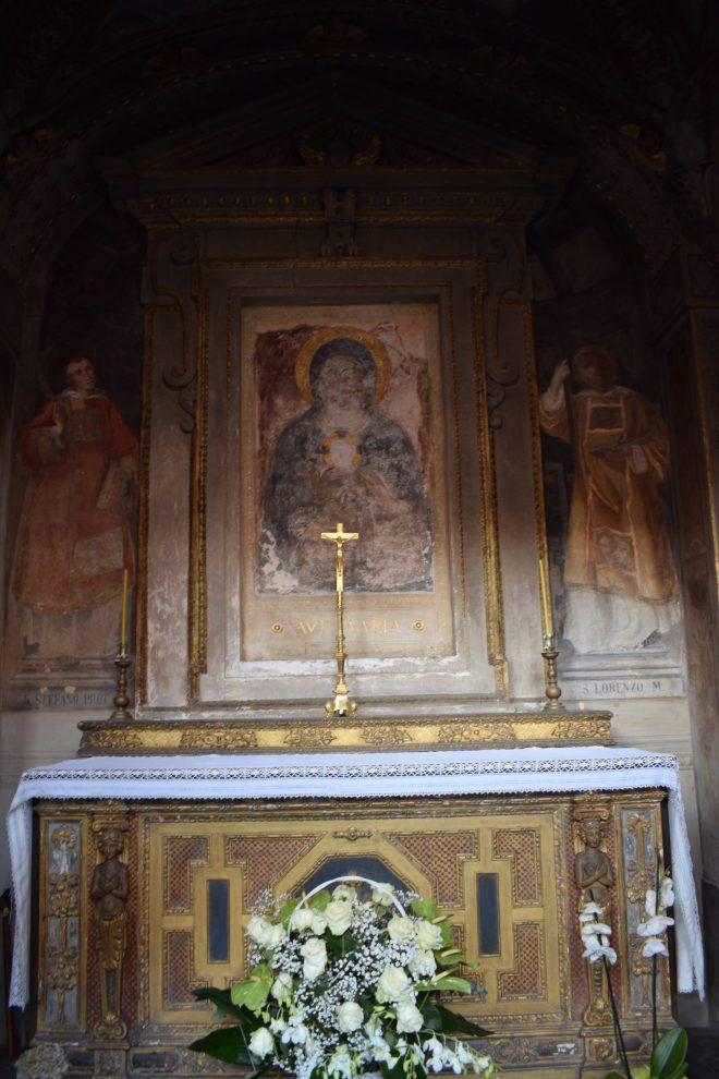 Bologna sette chiese santo stefano capelas