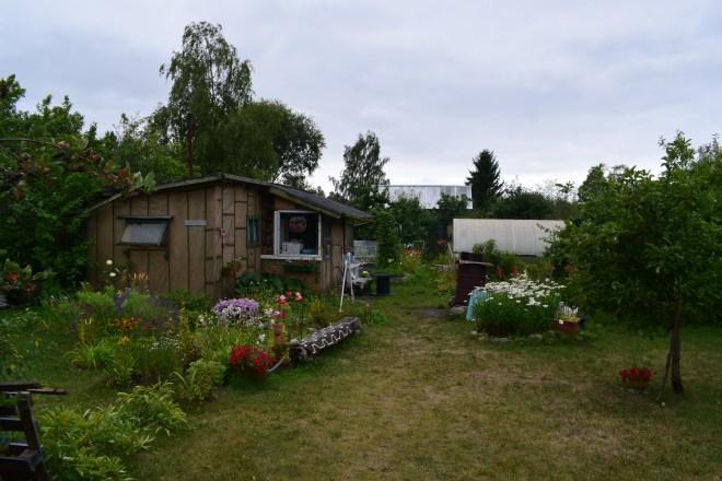 Excursão lazer soviético estonia cooperativa jardinagem