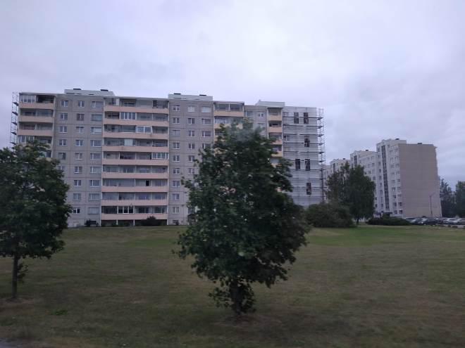 Excursão soviética torres Tallinn