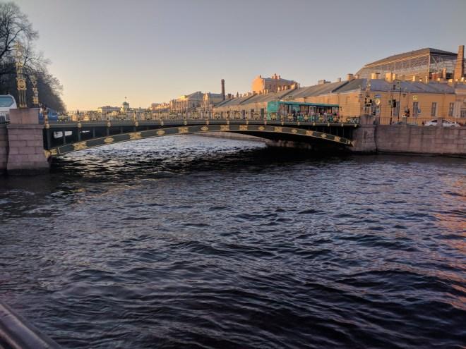 Petersburgo canais pontes primeira ponte engenheiro