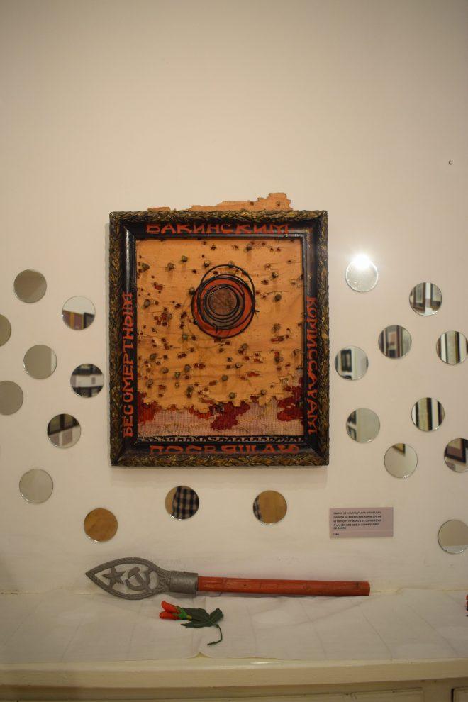 Yerevan casa museu cineasta Parajanov gulag 3