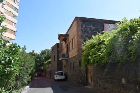 Yerevan casa museu cineasta Parajanov