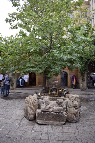 Baku caravansarai rota da seda