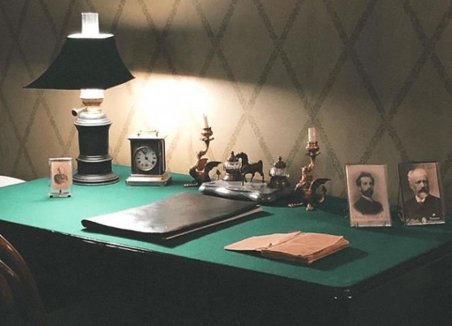 Casa museu Tchekhov moscou intrumentos medico