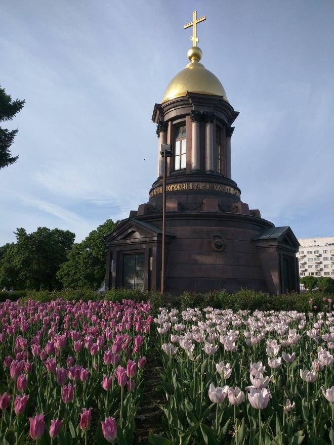 Petersburgo petrogradski capela trindade