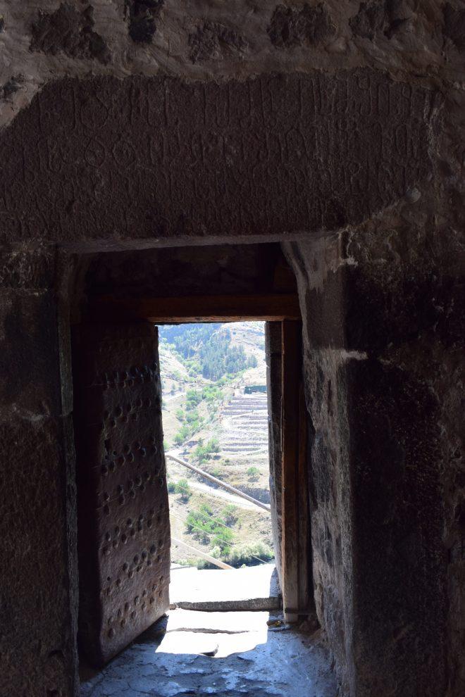 Vardzia monastério caverna 1