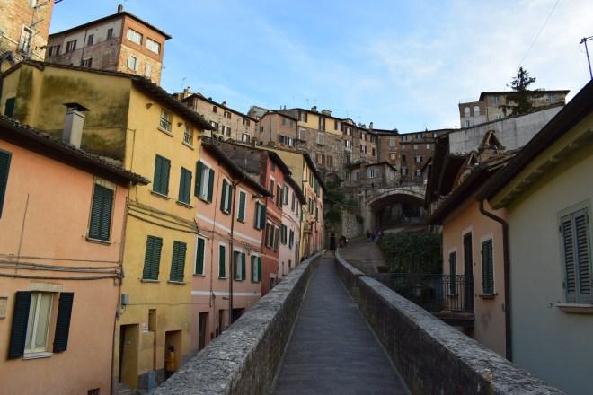 Perugia aqueduto medieval 3